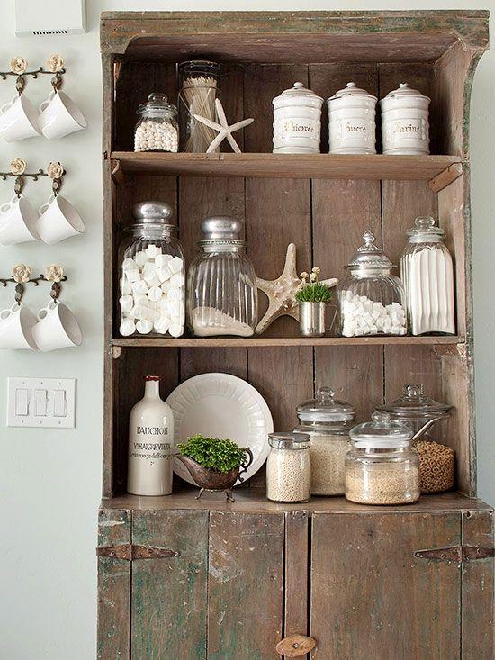 Bildergebnis für dekoliebe Küche good stuff Pinterest - shabby chic küchen