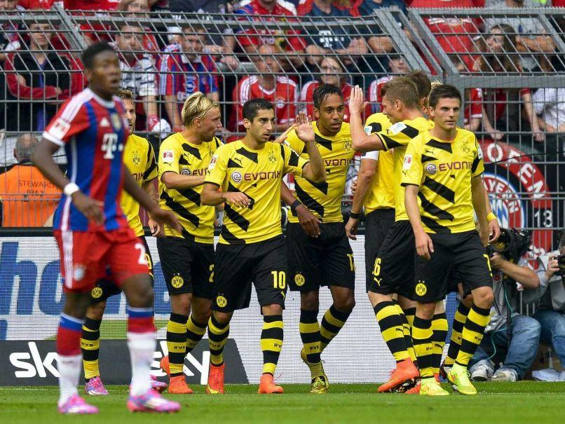 Dortmund Bundesliga Spiele