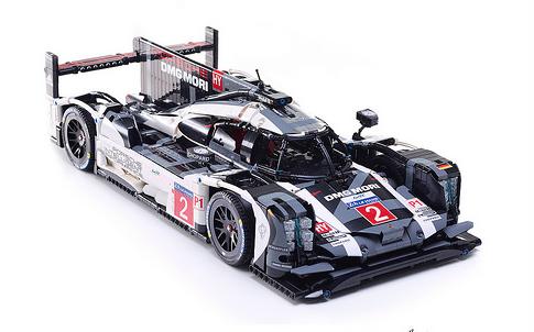 Lego Technic Porsche 919 2016 Lego cars