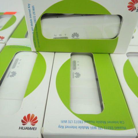 Huawei E8372h-517 LTE FDD Band B1/B2/B4/B5/B12/B17(2100/1900/AWS/850