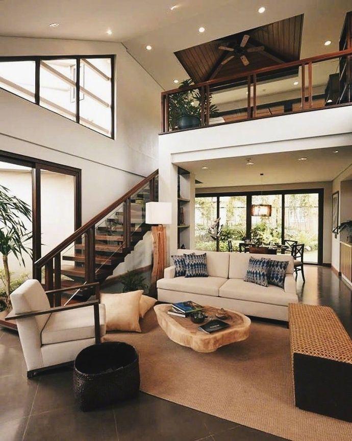 Advice From An Architect 10 Tips To Create A Cooler Home: 梦想中的复式Loft[爱你](ins:allofarchit... 来自instagram优选 - 微博