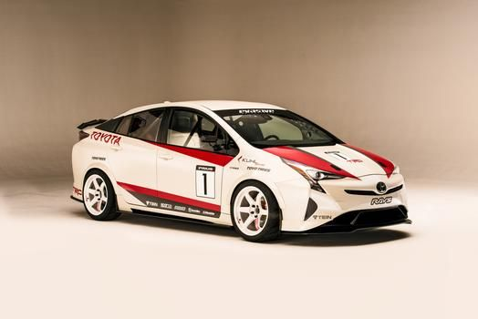 Toyota Brought In Builder Gordon Ting Of Beyond Marketing To Challenge The Notion That A Hybrid Vehicle Can T Also Be Performance Car