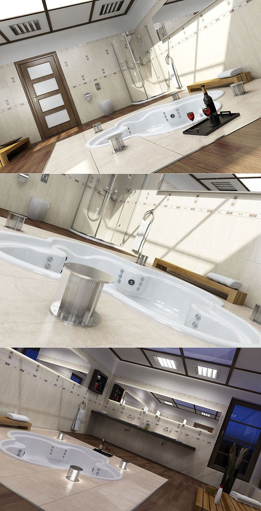 A Fresh Take on Bath Tubs | Pinterest | Bath tubs, Tubs and Spa