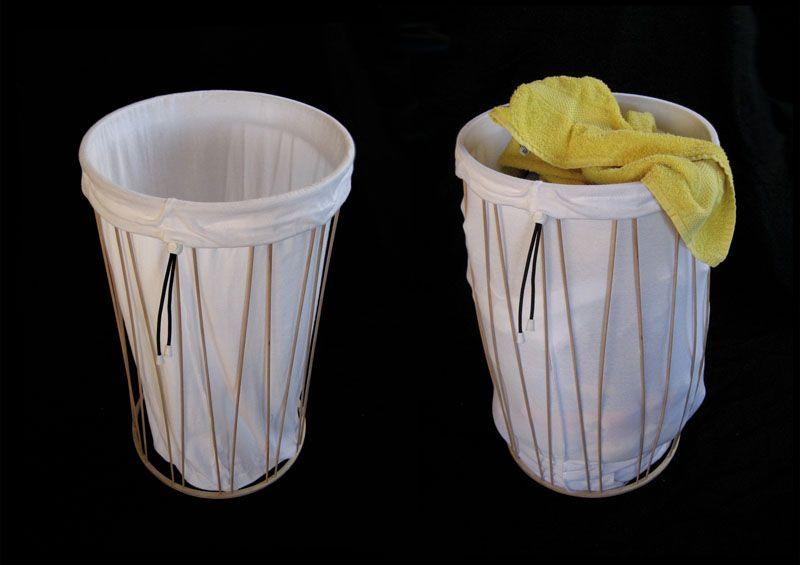 Pounds / laundry basket / Benjamin Spoth Design