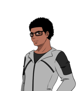 Deetheartist S Profile Picture Black Anime Guy Black Anime Characters Black Cartoon