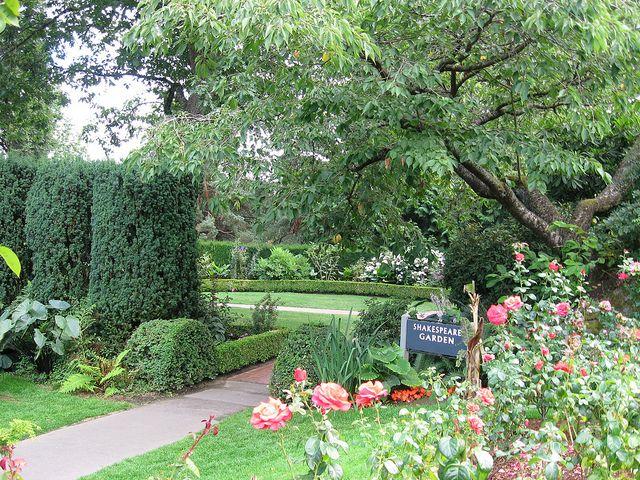 Shakespeare Garden Garden Calendar Organic Raised Garden Beds