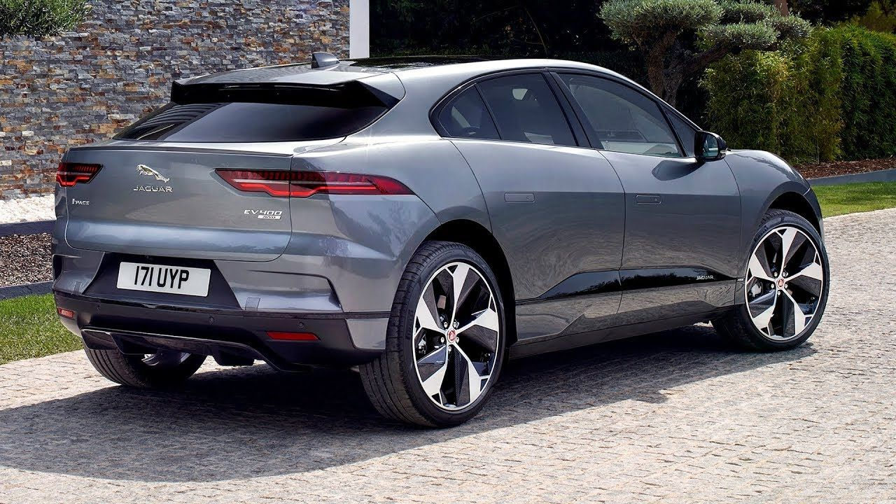 2019 Jaguar i-Pace Electric - FULL REVIEW!! | Jaguar suv, Jaguar ...