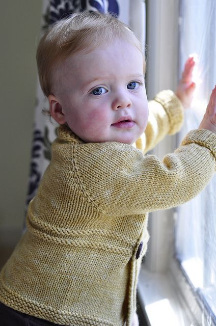 f1a4c4af6 Small Things Sweater pattern by Carina Spencer