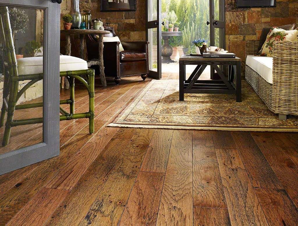 Albermarle hickory Hickory hardwood floors, Hickory