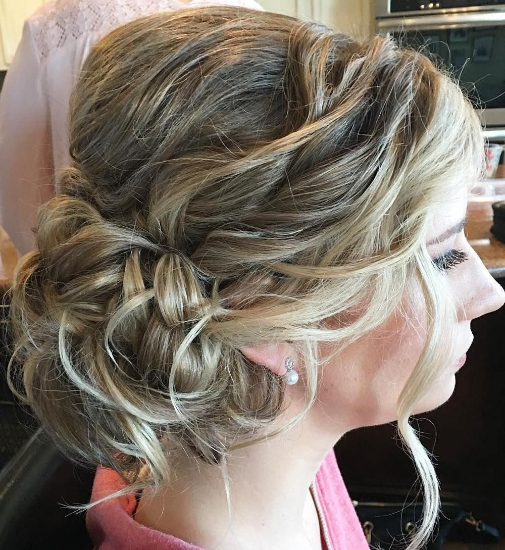 40 Casual And Formal Side Bun Hairstyles For 2020 Side Bun Hairstyles Bun Hairstyles Hair Styles