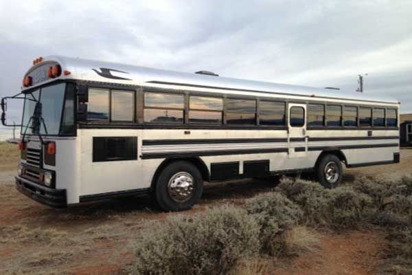 1996 bluebird tc2000 school bus conversion for sale things of