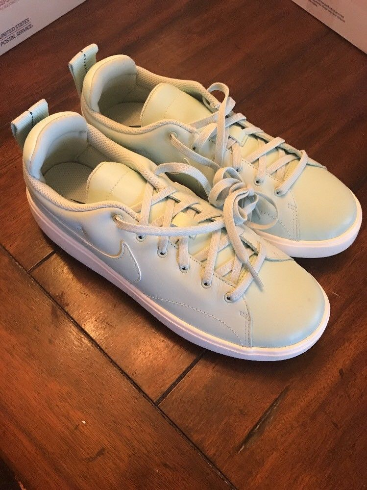 release date: cc2cc d8a7e NEW WOMENS Nike Course Classic Golf Shoes Size 9 Style 904680 300 Blue   fashion