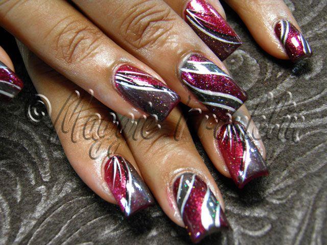 Abstract nails | Flickr - Photo Sharing!