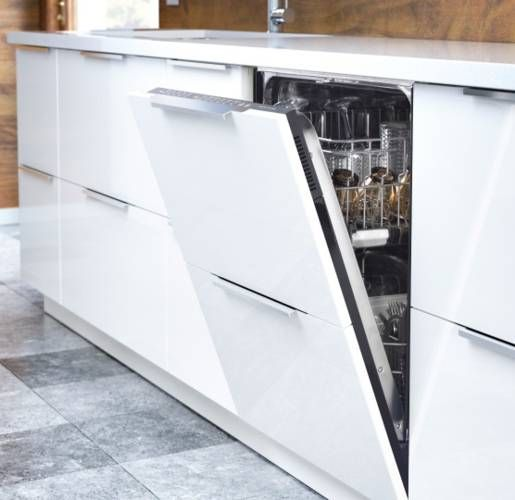 Ikea Kitchen Hacks So Your Kitchen Doesn T Look Like: IKEA Kitchens Are Smart And Integrated Like This RENLIG