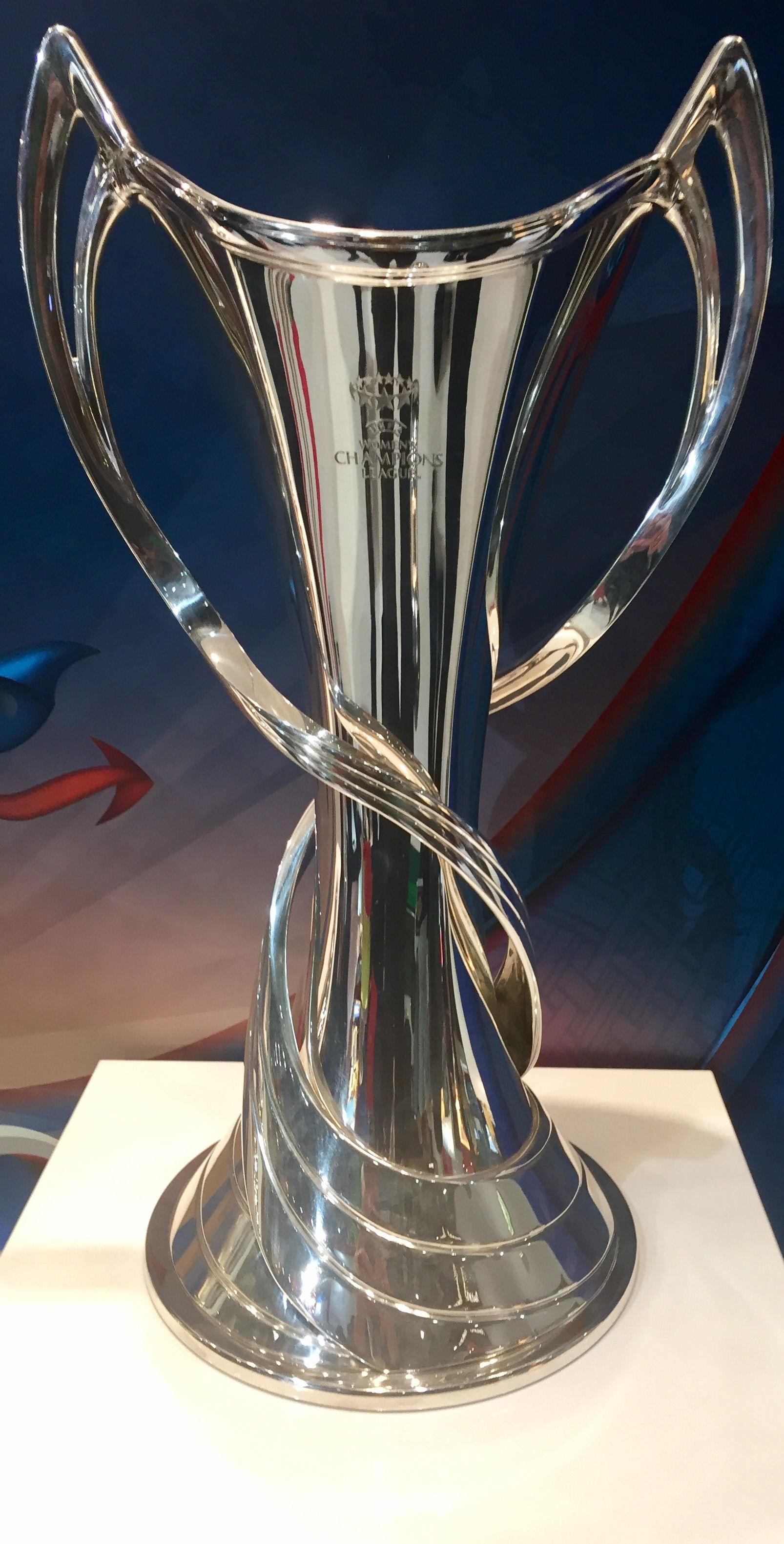 UEFA Ladies Trophy (With images) European football
