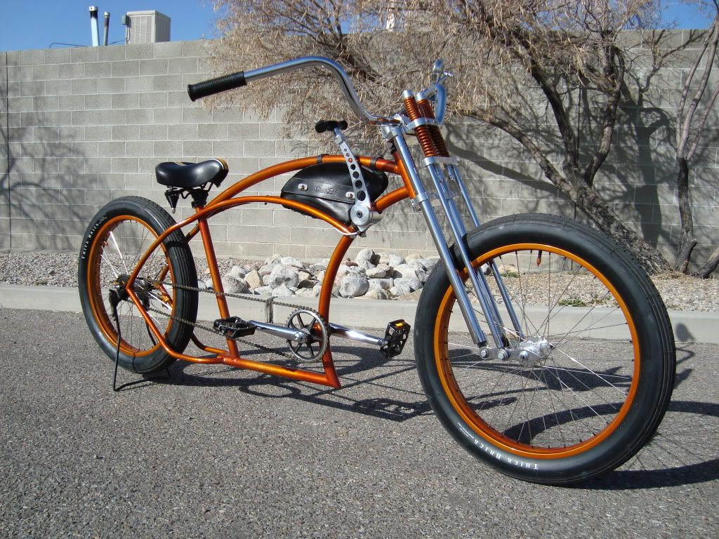 Cycles U S Double Springer Fork Question Bicycle