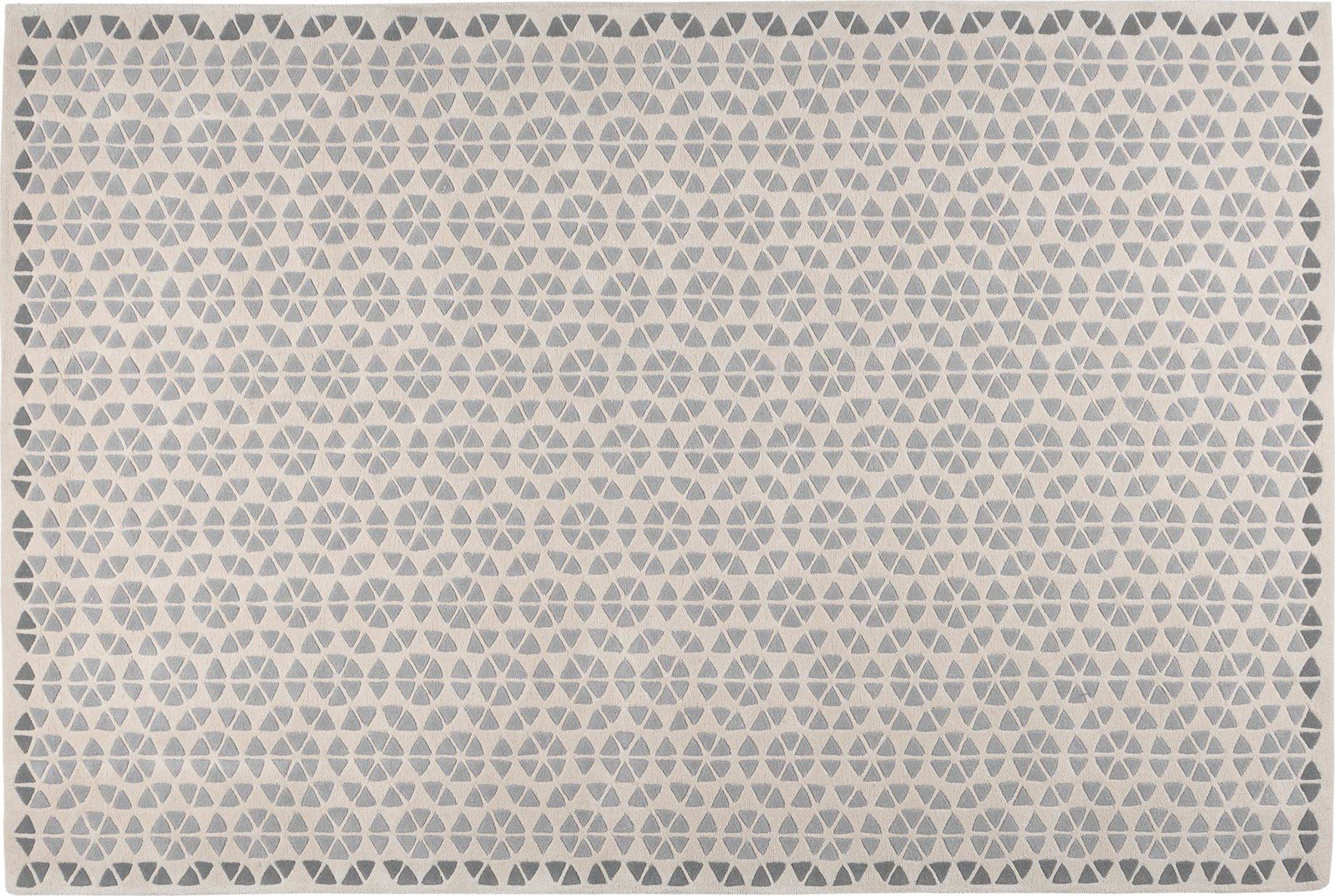 Trio Extra Large Wool Rug 200 X 300cm Tonal Grey Products
