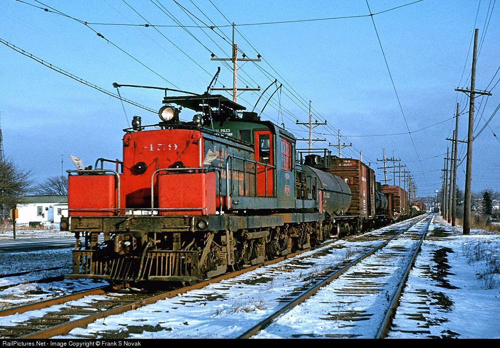 100 best North Chicago Traction Layout images