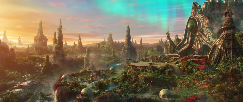Guardians 2 Ego (With images) | Fantasy landscape, Guardians of ...