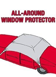 All-Around Window Protector from Carol Wright Gifts on Catalog Spree, my personal digital mall.