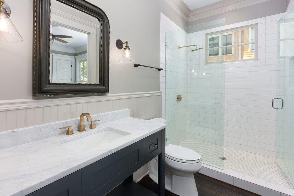 Image result for navy and brassbathroom