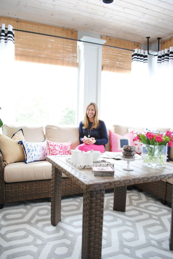 Design of Screened In Patio Decorating Ideas Screened In Porch ...