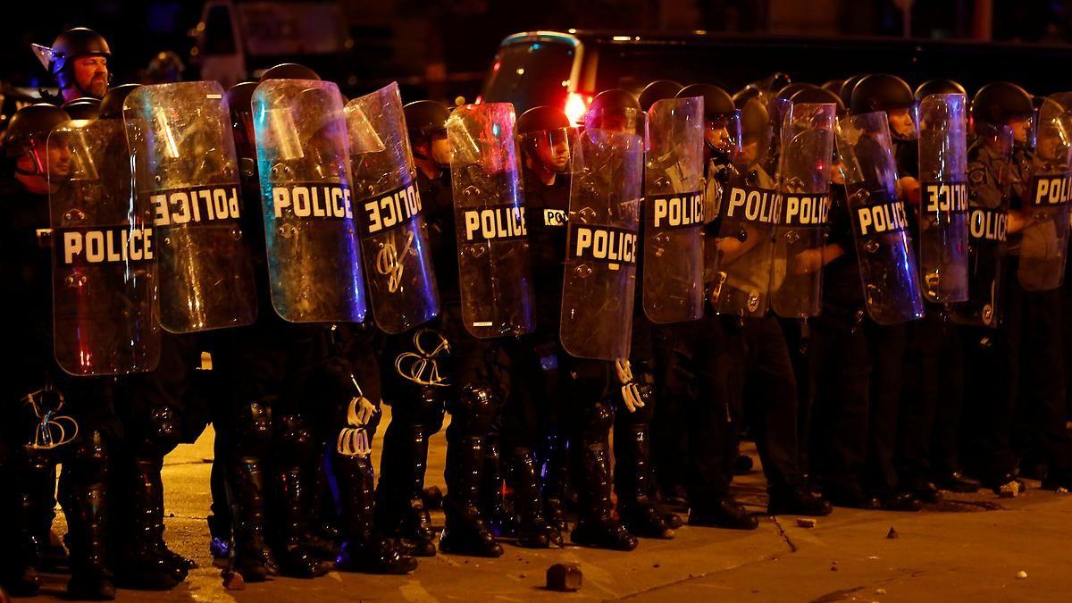 Krawallnacht in Milwaukee: US-Polizei erschießt Afroamerikaner bei Verkehrskontrolle