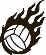 volleyball face clip art bing images face painting pinterest rh pinterest co uk free volleyball clipart images volleyball clip art images free