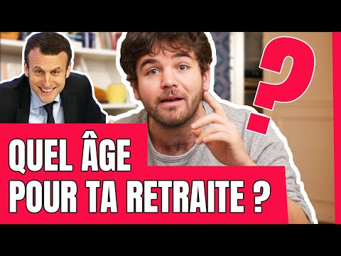 RETRAITES MACRON L'ARNAQUE DE L'ÂGE PIVOT YouTube en