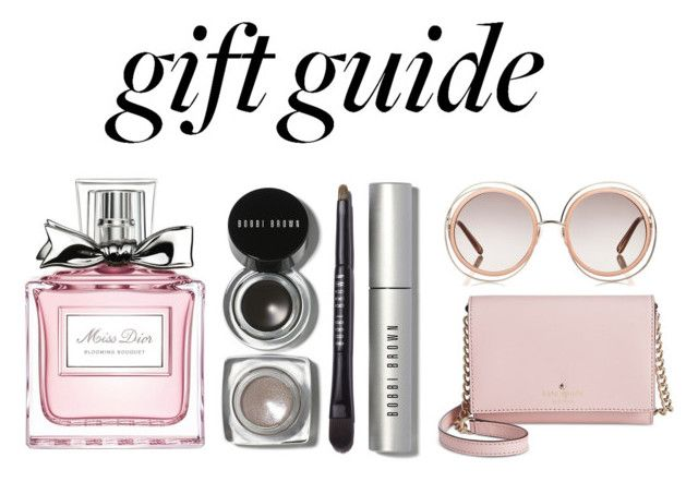 """""""WHAT A GIRL WANTS"""" by romanaxoxo ❤ liked on Polyvore featuring Bobbi Brown Cosmetics, Christian Dior, Chloé, Kate Spade, Dior, katespade, chloe and BobbiBrown"""