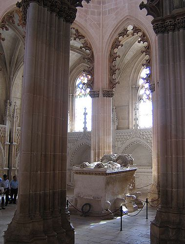 Capela do Fundador by César Augusto, via Flickr