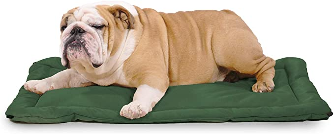 Amazon Com K9 Ballistics Tough Dog Crate Pad Washable Durable And Waterproof Dog Crate Beds Dog Crate Mat Medium In 2021 Dog Crate Dog Crate Bed Dog Crate Pads