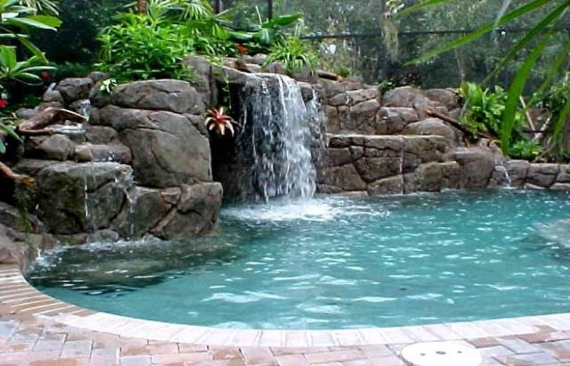 Swimming Pool Oasis - Outdoor Pool Ideas | Outdoor Living | Swimming ...