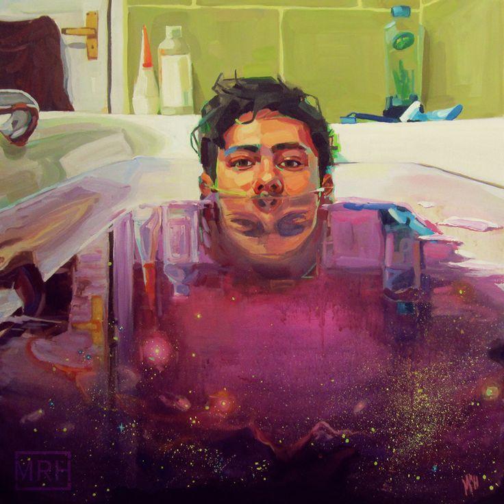 Paintings — Madeline Hutchinson