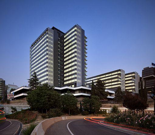 MV49. Nueva sede corporativa de la compañía IBERIA