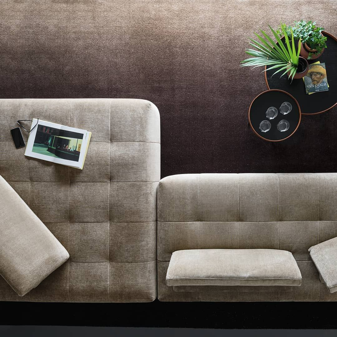 Calligaris Official Ypsilon Couch