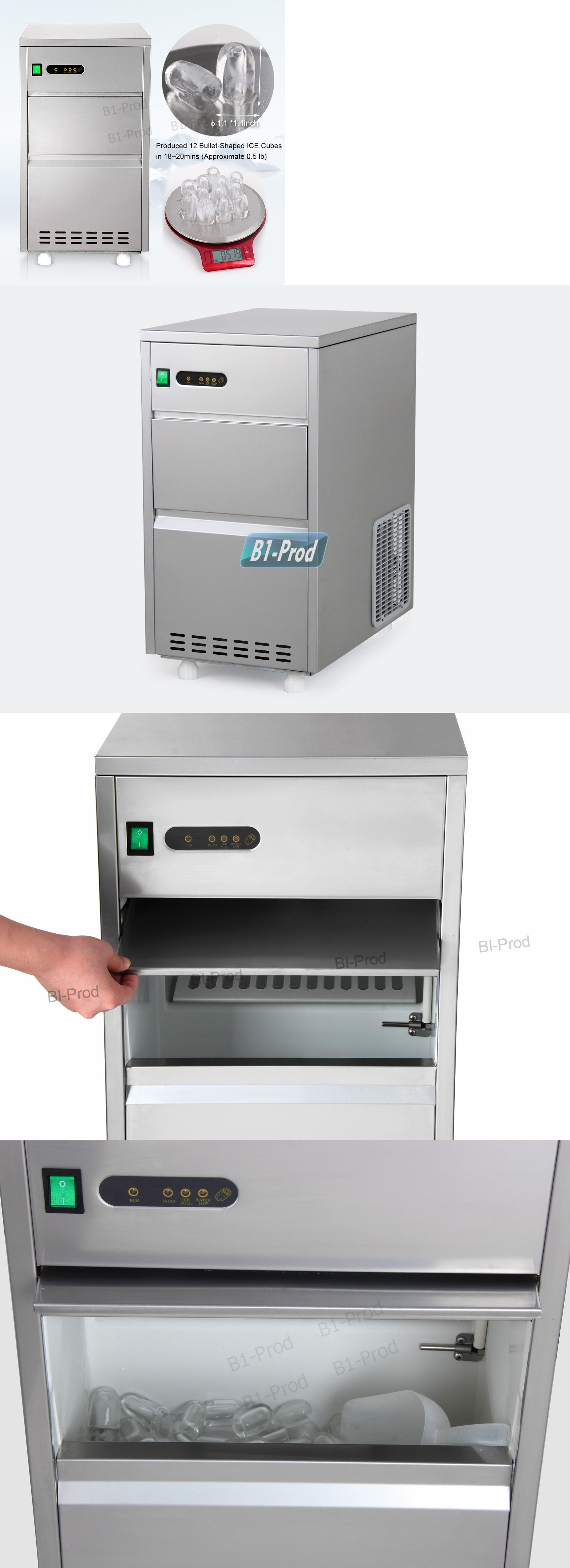 stainless steel water product ice imc icemaker connection countertops with countertop maker capacity portable whynter