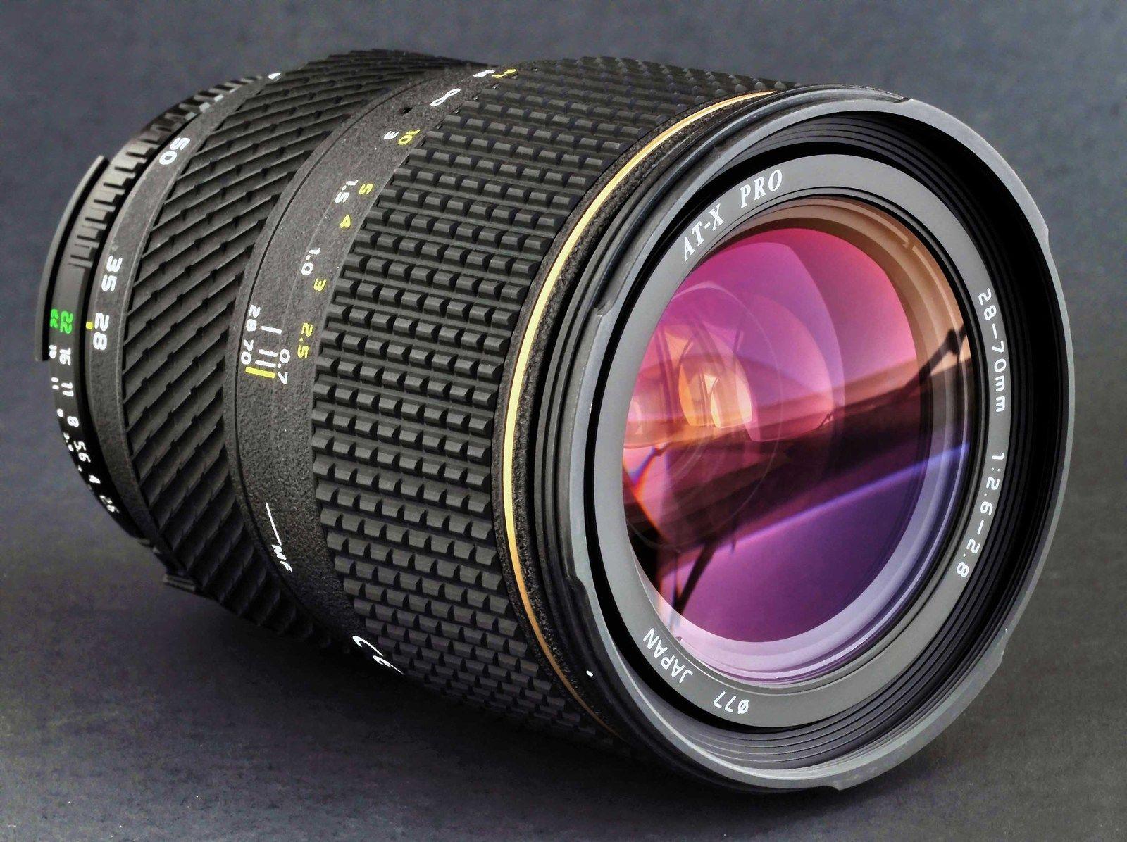 Nikon Af 28 80mm F2 6 2 8 Tokina At X Pro Zoom Lens 4 Nikon Dslrs D3 D700 Ex Lenses Used Cameras Lenses Photography Photography Gear