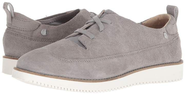 Hush Puppies Chowchow Wt Oxford Women S Lace Up Casual Shoes