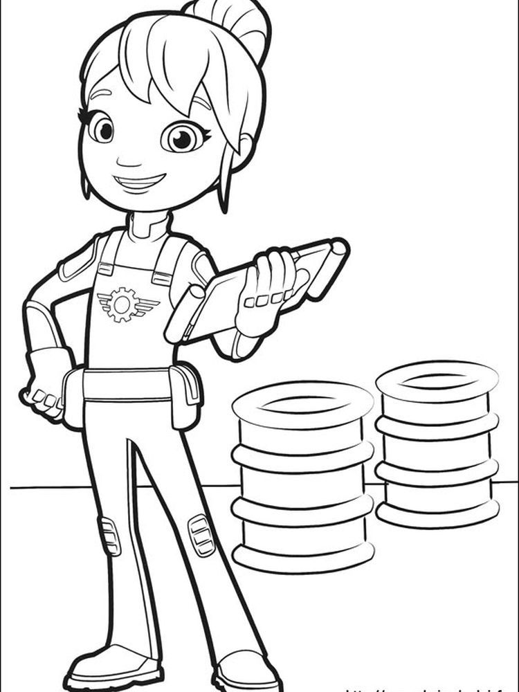Printable Gabby Blaze And The Monster Machine Is An Animated Television Series That C Monster Truck Coloring Pages Truck Coloring Pages Nick Jr Coloring Pages