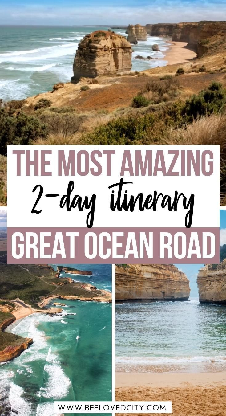 Great Ocean Road 2-day Itinerary: Best Stops & Tip