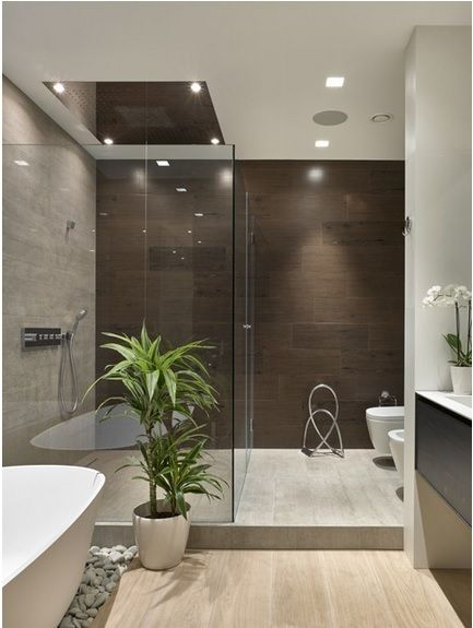 moderne badkamer | Home | Pinterest | Interiors, Bath and House