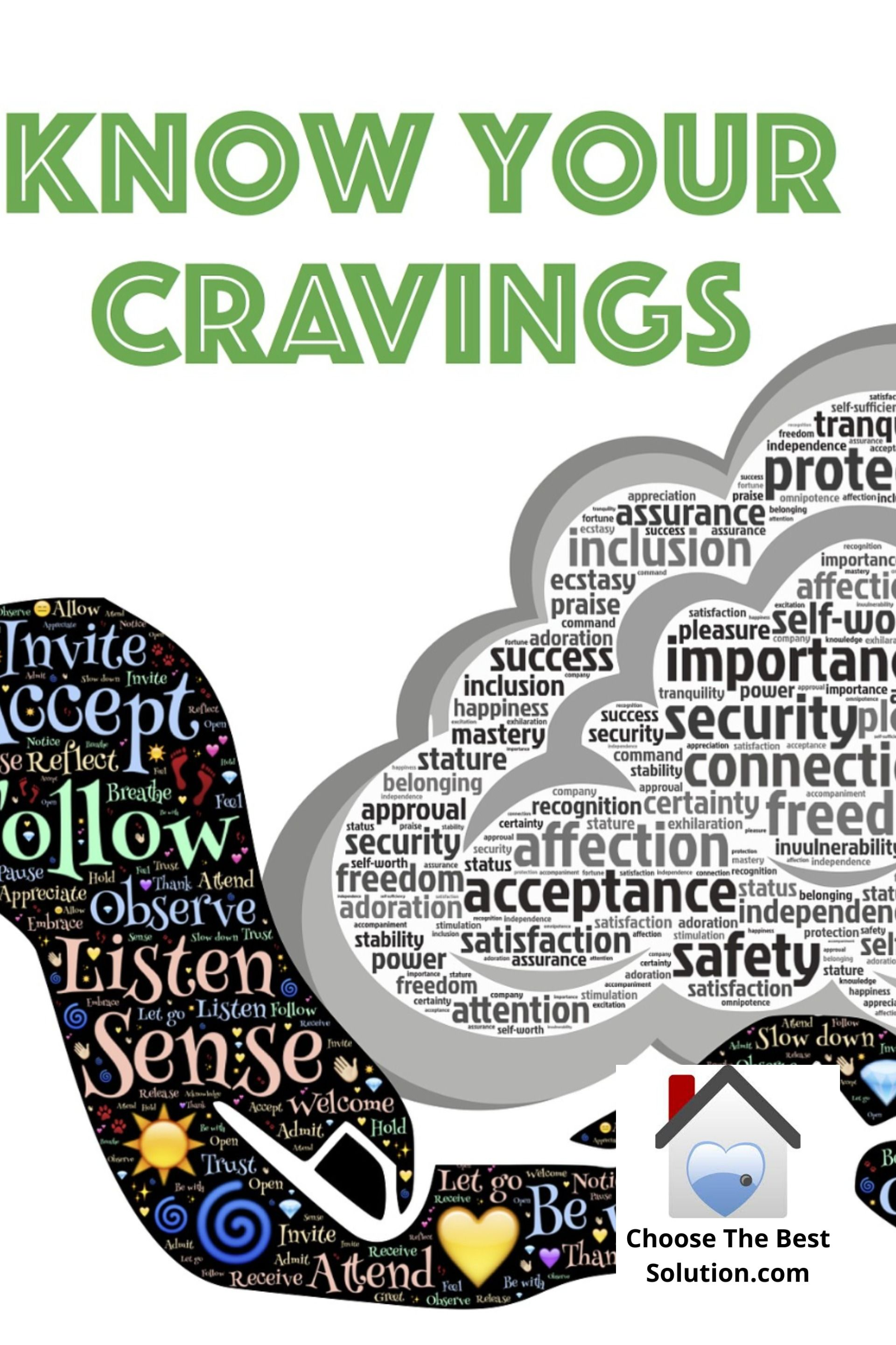 Control Your Cravings In