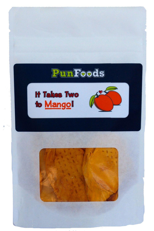 It Takes Two To Mango Party Favor Pun It Takes Two To Mango