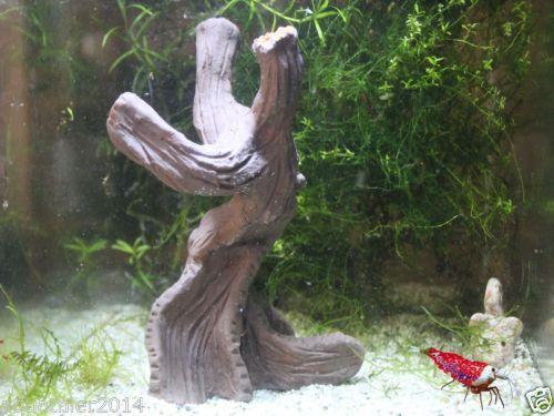 Aquarium-Mammut-Baum-Xl-Dekoration-Hoehle-Versteck-Deko-Garnelen