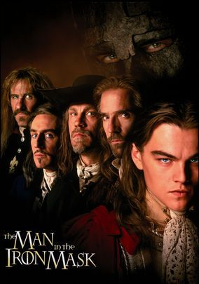 The Man In The Iron Mask Netflix Streaming Movies Free Movies Online Free Movies