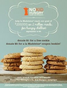 Thanks La Madeleine For Your Support Hungry La Madeleine Yummy