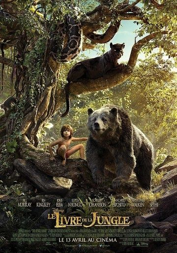 Le Livre De La Jungle Streaming Films En Streaming Vf Jungle Book Movie Jungle Book 2016 Jungle Book