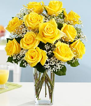 Grandma Flowers Loved Her Yellow Roses I Love And Miss Her So