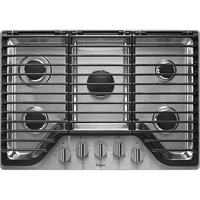 Burner Gas Cooktop W Flexheat